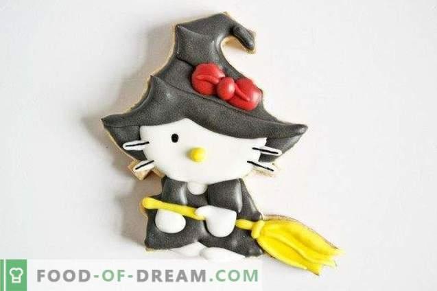 Ноќта на вештерките Кити Вештерки Cookies