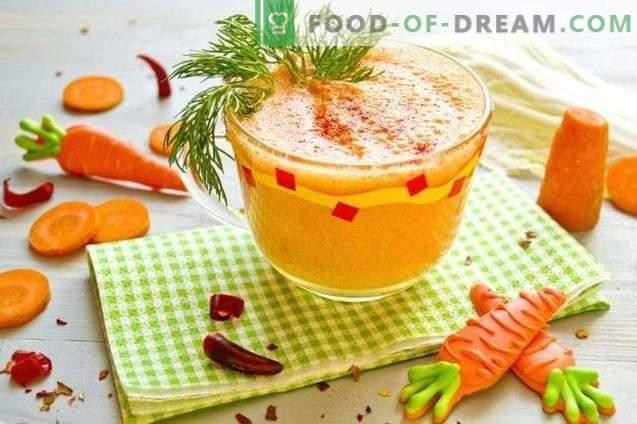 Коктел за гајба - зеленчук со зелен пипер и грчки ...