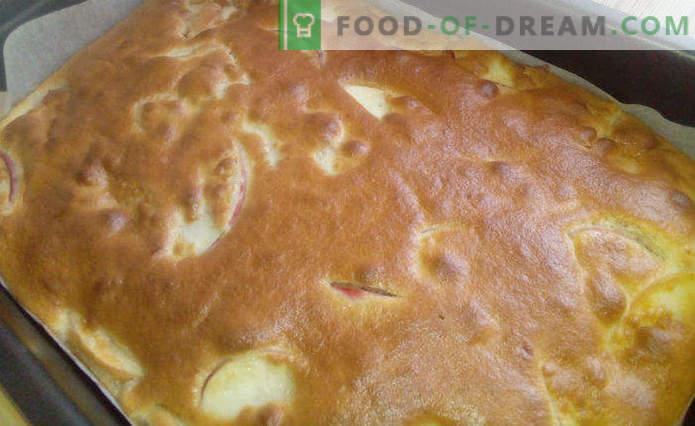Како да се готви јаболко печете во рерна, рецепти