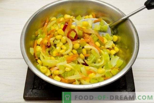 Пекин ориз со зеленчук