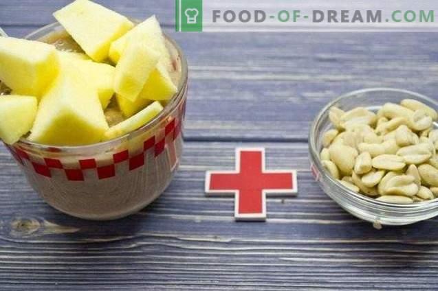 Apple in Hercules Smoothies - Zdrava zajtrk