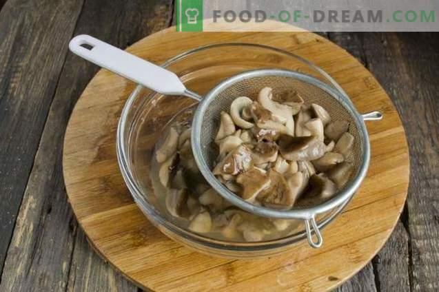 Пита со печурки на кефир