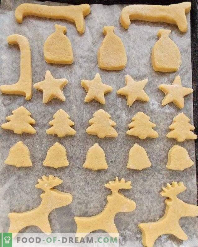 Божиќ джинджифилово со глазура