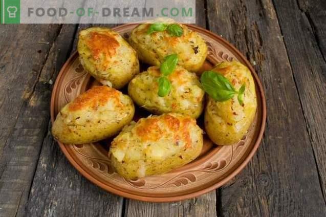 Печен компир