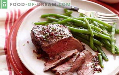 Месото во виното е прекрасно јадење на вашата маса! Рецепти неверојатно месо во вино со сливи, печурки, мед, компири, ананас