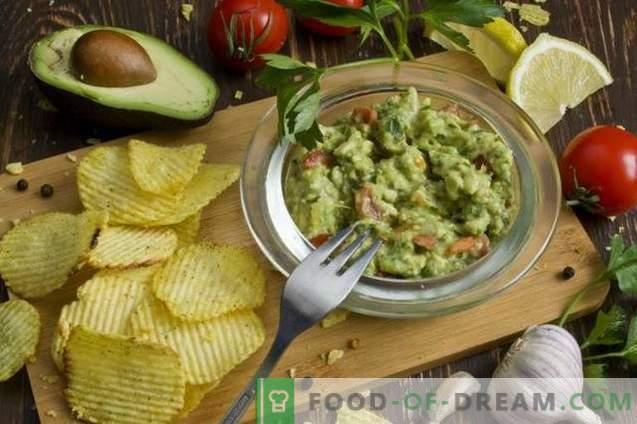 Guacamole - сос од авокадо