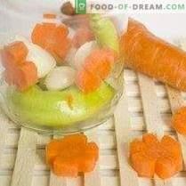 Појадок за зеленчук за зима