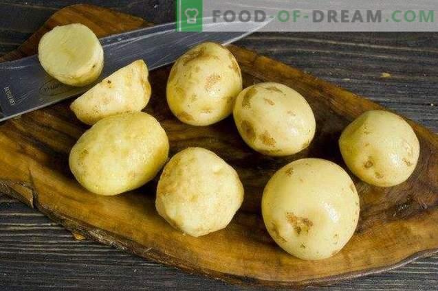 Chorba со јаболко kvass
