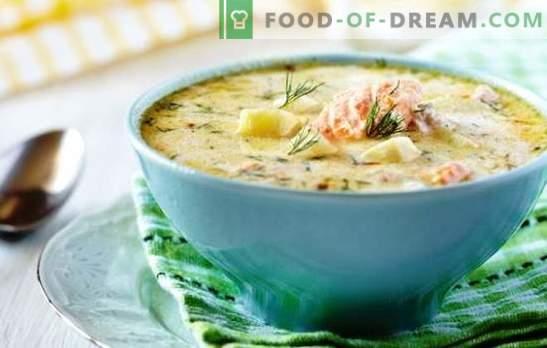 Супа од риба во бавен шпорет - никаде полесно! Рецепти за различни риби супи во бавен шпорет со конзервирана храна, житарици, зеленчук