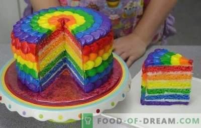 Изненадуваме со вкус и боја: торта