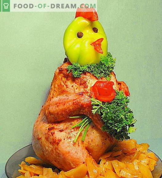Пилешко на тенџере - најдобри рецепти. Како правилно и вкусно готви пилешко на банката.