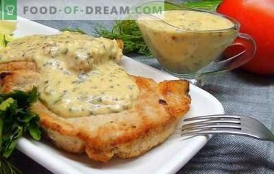 Stek wieprzowy w piekarniku - elegancki kawałek! Przepisy na stek wieprzowy z musztardą, sosem sojowym, cebulą, ziemniakami i miodem