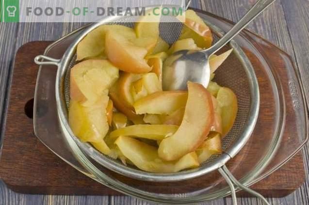 Apple Souffle со желатин
