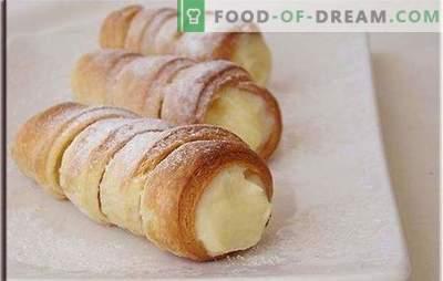 La crème pâtissière au lait concentré est un classique. Les meilleures recettes de crème anglaise au lait concentré et de desserts pour toute la famille