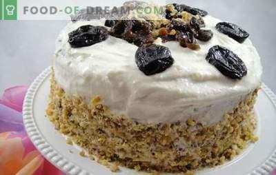 Торта со сливи - вистински кралски десерт! Тајните на пекарите со професионални торта со сливи