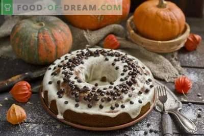 Pumpkin Pie - Здрава десерт за целото семејство