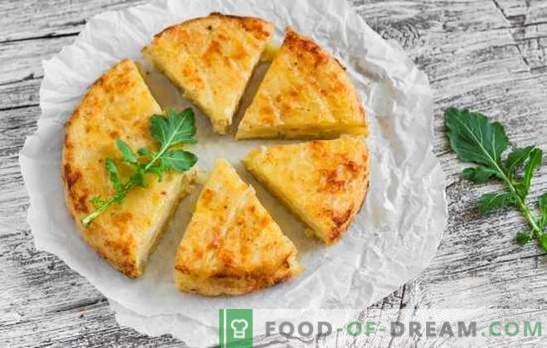 Бисерот на шпанската кујна е шпански тортилја. Откријте ги тајните за готвење шпански тортил дома