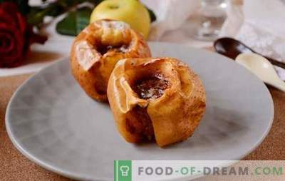 Apples in the oven with sugar - a useful and simple dish for dessert. How to bake apples in the oven with sugar: the author's detailed recipe with photos