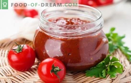 Паста од домати во бавен шпорет: класичен, со зеленчук или зачинет. Како да подготвите доматна паста во multicooker за зима