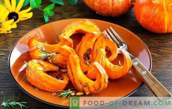 Корисни јадења од тиква за слаба, здрава, убавина! Рецепти свежи, вкусни и здрави садови од тиква