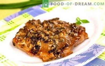 Свинско месо во сос од соја во печката - мирисна чинија без многу напор. Рецепти за вкусно свинско месо во сос од соја во рерната