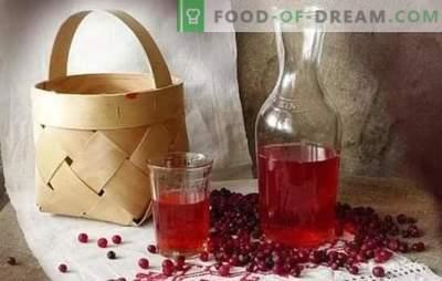 Тинктура од тиква лигнин дома: тајни за готвење. Домашен вкусен ликер од бланка на водка, алкохол, коњак