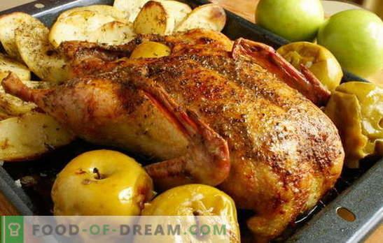 Гуска во рерна со компири е цар на празната маса! Како можете да готвите гуска во рерната со компири цели и парчиња