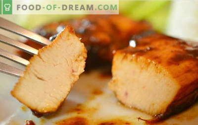 Пилешко во сос од соја - најдобриот рецепт. Како правилно и вкусно готви пилешко со соја сос.
