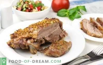 Турција во тава: рецепти од целиот свет. Како да пржете на Турција во тавче и вкусно и брзо: нозе, стекови, чорби со зеленчук