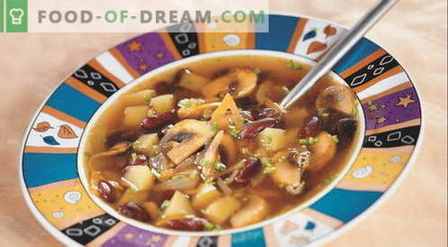 супа од Солянка - најдобри рецепти. Како правилно и вкусно супа од супа.