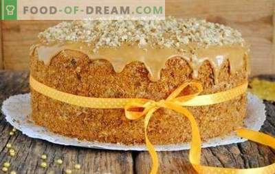 Едноставна торта за пет минути е можно! Избор на најлесните рецепти за колачи во брзање: брз и вкусен