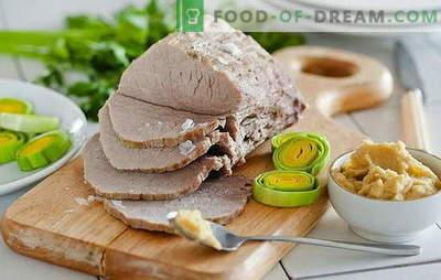 Како да се готви сочно и брзо говедско месо? Колку да се готви говедско месо за супа, салата или аспид: финост на готвење месо