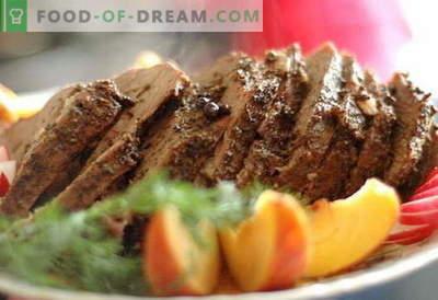Месо во бавен шпорет - најдобрите рецепти. Како правилно и вкусно да готви месо во бавен шпорет.