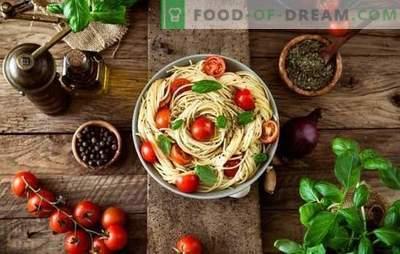 Kādas garšvielas ir nepieciešamas makaronu ēdieniem? Tagad ne tikai itāļi to zina.