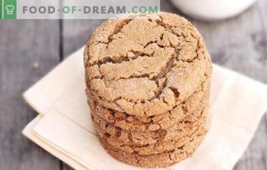 Ciasteczka owsiane z miodem to pachnące domowe ciasto. Wybór najlepszych przepisów na ciasteczka owsiane z miodem i dodatkiem innych składników