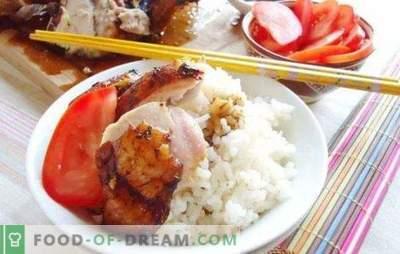 Маринада за пилешко со сос од соја: нежно месо со ориентален вкус. Рецепт за маринада за пилешко со сос од соја и мед, јогурт, кефир