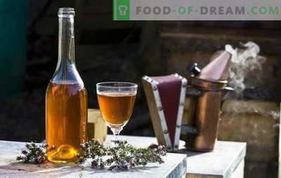 Recetas de aguamiel en casa. Aguamiel en casa: puntos importantes y matices de la creación de esta bebida