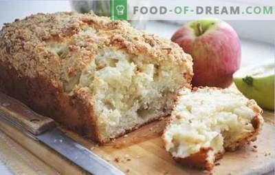 Сунѓер без сунѓер: рецепти, тајни, трикови за готвење. Готвење сунѓер торта без јајца на млеко, јогурт, минерална вода