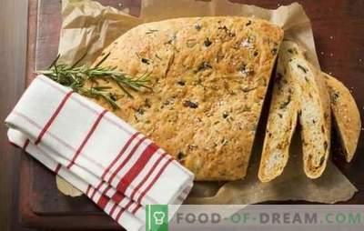 Придобивките од домашниот леб и тајните на нејзината подготовка - во чекор по чекор рецепти. Јадете домашен леб: докажани чекор по чекор рецепти за здравје