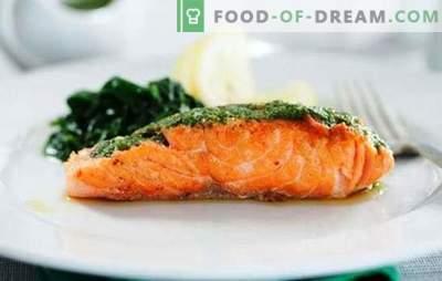 Лосос во бавниот шпорет - убата! Рецепти пржени, задушени, печени и пареа лосос во бавен шпорет