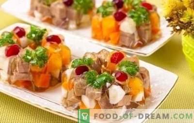 Говедско месо - нежна ладна закуска за работните денови и празничен оброк. Како најдобро да се готви жалосно говедско месо