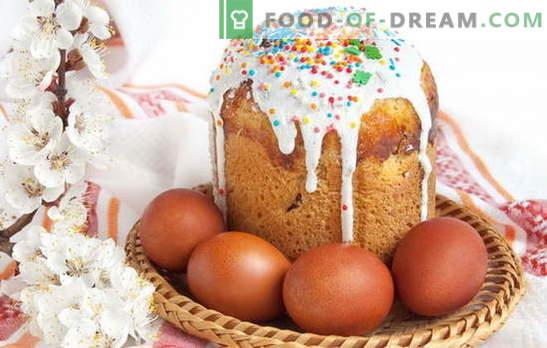 Кулич на кефир без квасец: подгответе бесквасници. Алтернатива на пецива од квасец - Велигденска торта на кефир без квасец