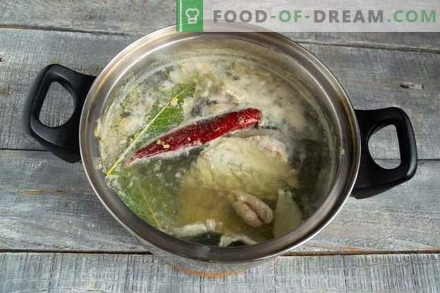 Светло супа риба супа