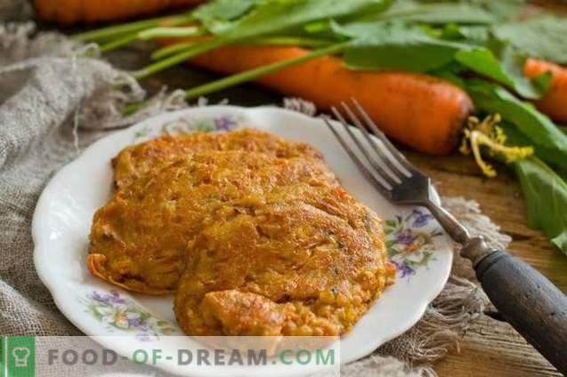 Сурки со смокви со моркови