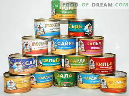 Супа од конзервирана риба - најдобри рецепти. Како правилно и вкусно готви супа од конзервирана риба.