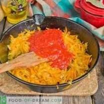 Полнети пиперки со минерарен ориз