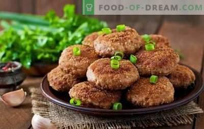 Домашни хамбургери - мирис на среќа! Нежни, сочни и вкусни домашни ќофтиња: рецепти и тајни за готвење