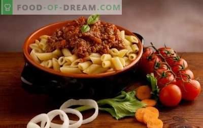 Тестенини со домати - Италијанците го сакаат тоа! Неверојатно вкусни и оригинални рецепти за тестенини со домати