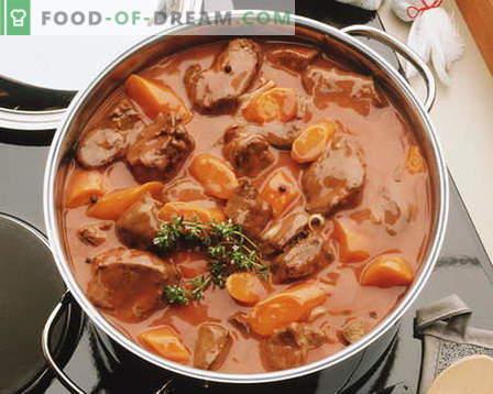 Чорба месо - најдобрите рецепти. Како правилно и вкусно готви чорба.