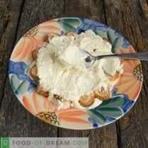 Мрзлива Наполеонска торта без печење